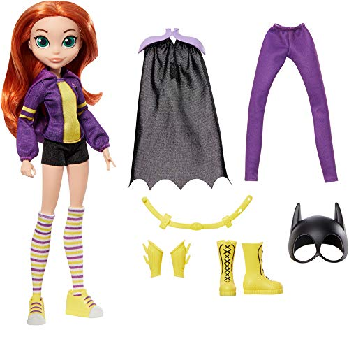 DC Super Hero Girls Teen to Super Life Batgirl Doll