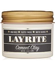 Layrite Hair Clay, Cement