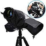 CADEN Camera Rain Cover Protector for Large Canon Nikon Sony DSLR Cameras