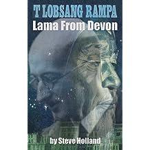 T Lobsang Rampa Lama From Devon