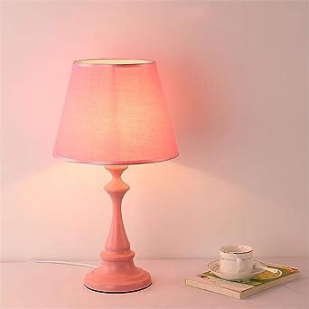 HRCxue Lámparas de mesa y mesilla de noche Lámpara de mesa ...