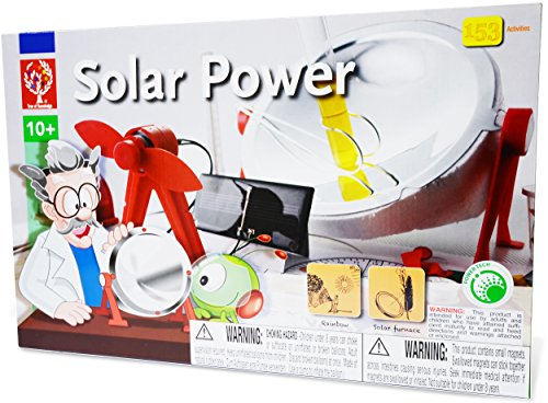 Edu Toys Knowledge Solar Power Science product image