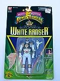 """Power Rangers 5"""" White Ranger Flip Head Action Figure"""
