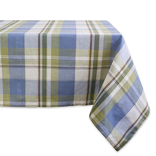 hine Washable, Dinner, Summer & Picnic Tablecloth 60x104