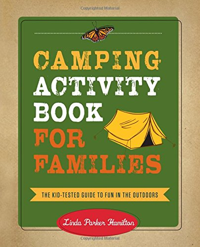 Buy now Camping Activity Book for Families: The Kid-Tested Guide to