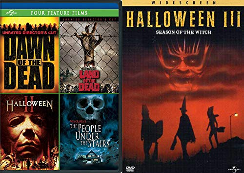 Three More Days Till Halloween, Halloween, Halloween! Horror