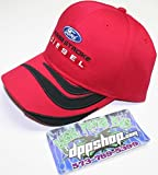 ford powerstroke ball cap hat trucker truck power stroke f250 diesel gear base red