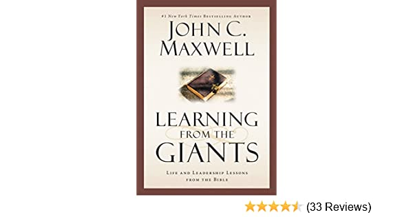 Giants john maxwell pdf running with the