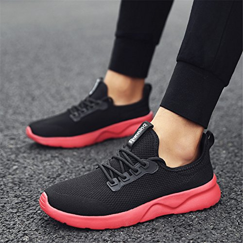 Running Femme Shoes Rouge Homme Casual Sport Baskets Chaussures TORISKY Sneakers de Gym wS5qzcC