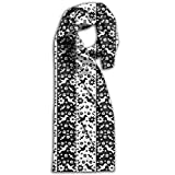 Hummingbird 100% Polyester Soft Scarves Shawl Warm Long For Men And Women Gift For Travel