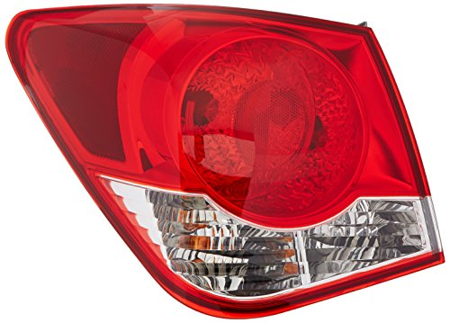 TYC 11-6358-00-1 Chevrolet Cruze Replacement Tail Lamp