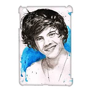 HQYDIY Custom Harry Styles 3D Cover Case, DIY Harry Styles Protective Back 3D Cover Case for Ipad Mini