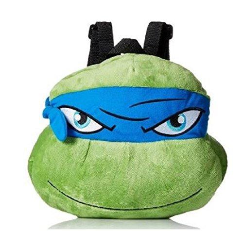 Teenage Mutant Ninja Turtles Leonardo Plush Backpack -