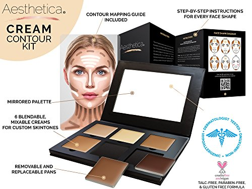 Buy the best contouring makeup