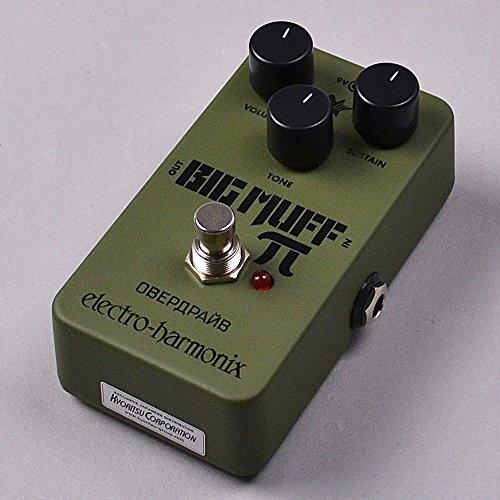 Electro Harmonix/Green Russian Big Muff 일렉트로 하모니쿠스 변형(distortion)