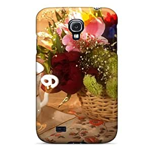 Cute Appearance Cover/tpu SVv16327EaRh Special Break Case For Galaxy S4