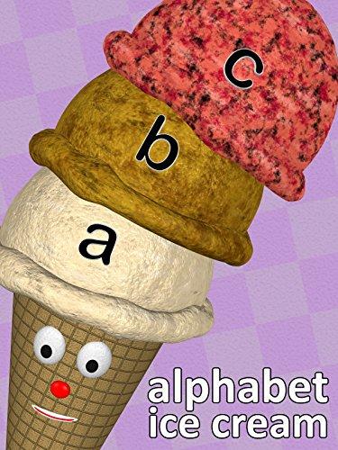 Alphabet Ice Cream (Alphabet Ice Cream)