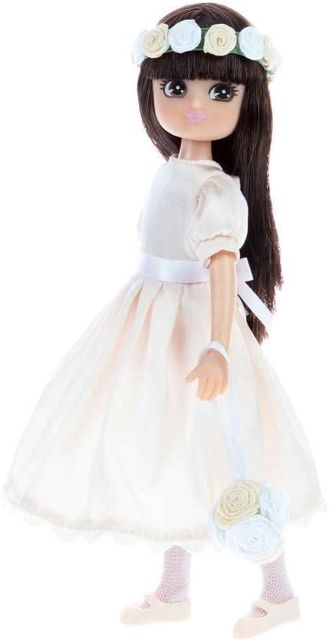 Beautiful Wedding Doll /& Flower Girl Gifts Lottie Dolls Royal Flower Girl Doll