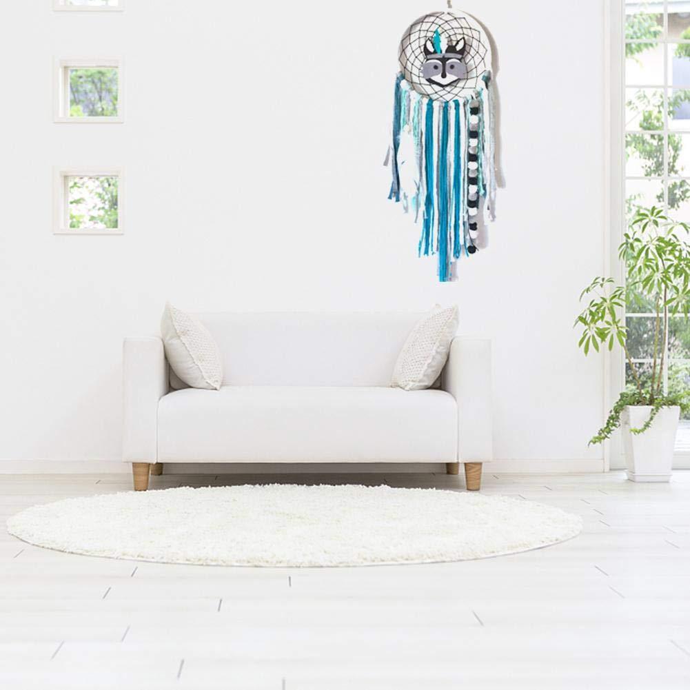 Xiangpian183 Traumf/änger-Anh/änger Indianer Chiefs Traumf/änger Windspiel Anh/änger INS nordischer Stil Kinderzimmer Ornamente 20 cm breit 75 cm lang