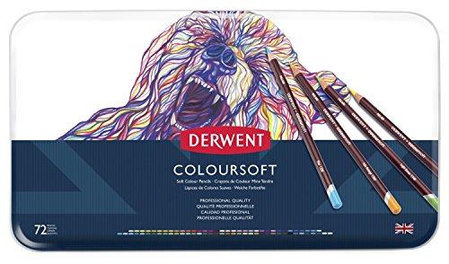 Derwent Colored Pencils Colorsoft Drawing