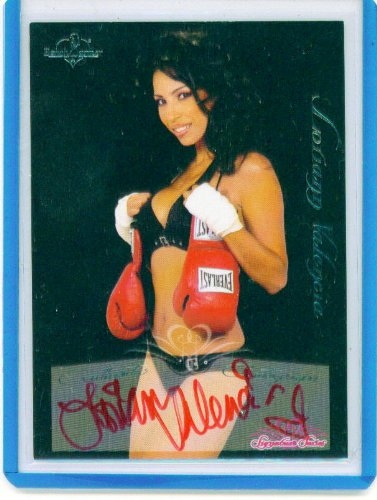 Bench Warmer 2005 Signature Series Loriann Valencia #44 Trading -