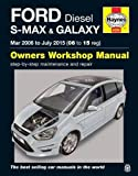 Ford S-Max & Galaxy Diesel (Mar '06 - July '15) 06 To 15