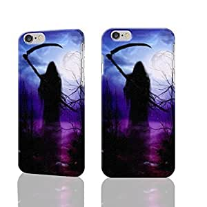 """Grim Reaper Gothic Death Angel 3D Rough iphone 6 -4.7 inches Case Skin, fashion design image custom iPhone 6 - 4.7 inches , durable iphone 6 hard 3D case cover for iphone 6 (4.7""""), Case New Design By Codystore"""