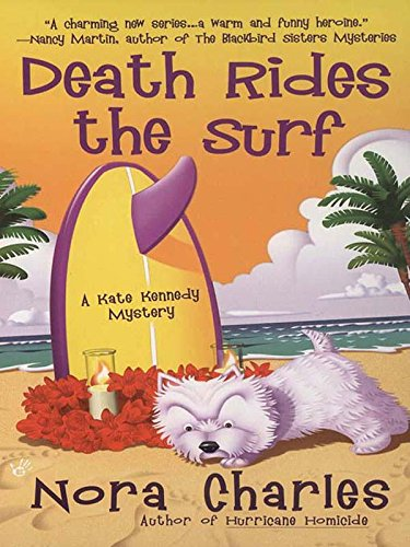Death Rides the Surf (A Kate Kennedy Senior Sleuth M Book 5)