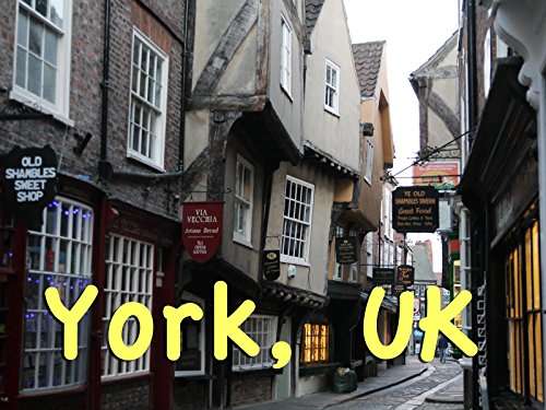 (York, UK introduction and summary)
