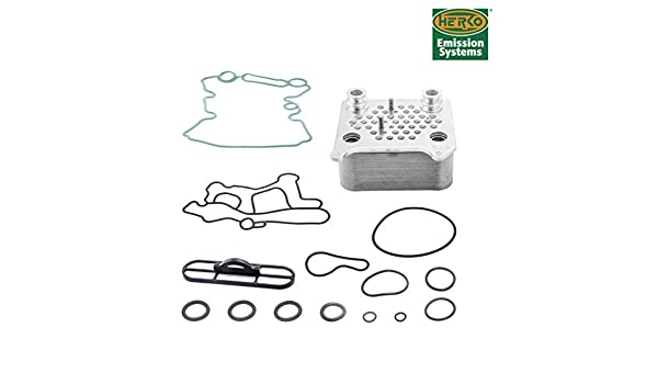 Amazon.com: Oil Cooler Kit For 2003-2011 FORD F250 F350 F450 F550 6.0L V8 Turbo Diesel: Automotive