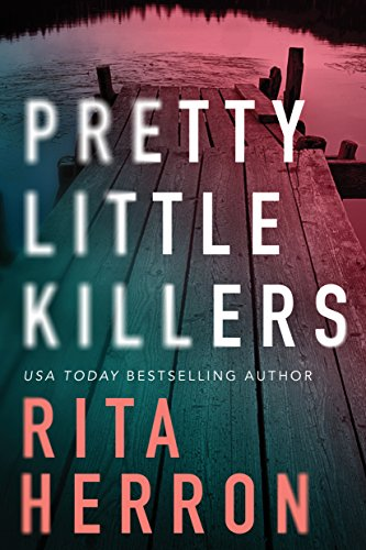 Pretty Little Killers (The Keepers Book 1) cover
