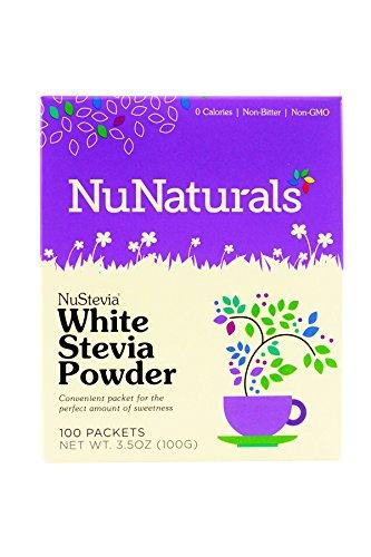 NuNaturals NuStevia White Stevia ()