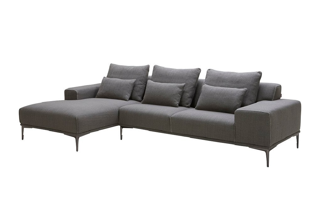 J and M Furniture 18134-LHFC Christian Modern Sectional in Left Hand Facing