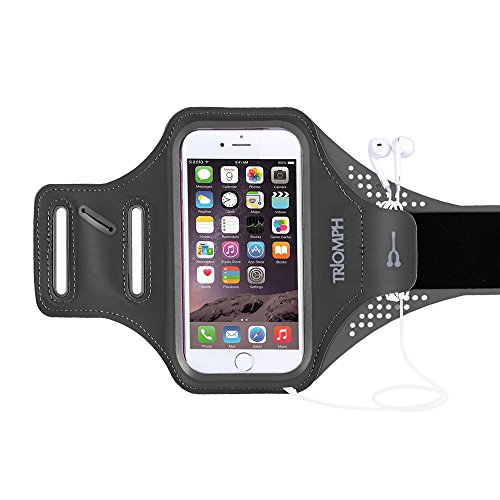 Cellphones & Telecommunications Waterproof Sports Running Armband Band Phone For Iphone Xiaomi Redmi 4x Note 5a 5 Inches Below Devices Sports Belt Pouch Bags Lustrous Surface