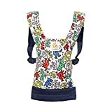 Amazon Price History for:Ergobaby Toy Doll Carrier Limited Edition Keith Haring, Color Pop