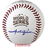 Addison Russell Signed Autographed Chicago Cubs 2016 World Series Baseball TRISTAR COA