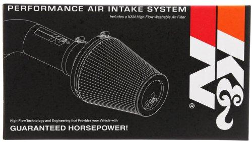 K&N Performance Cold Air Intake Kit