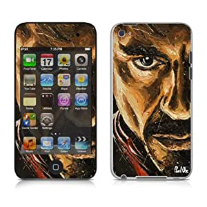 Diabloskinz B 0040-0058-0005 RDJ Skin para Apple iPod Touch 4th generación