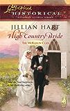 High Country Bride (The McKaslin Clan Historical Book 3)