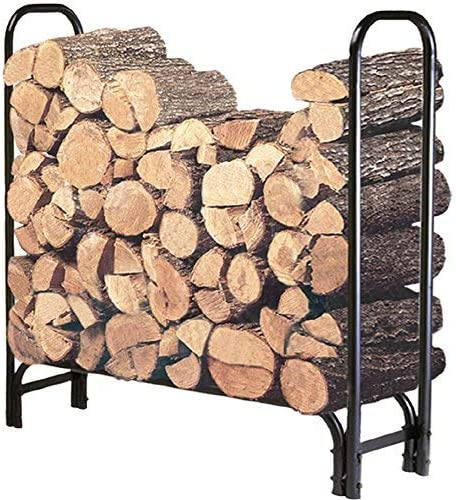 Landmann USA 82413 4-Foot Firewood Log Rack – Best Indoor Log Rack