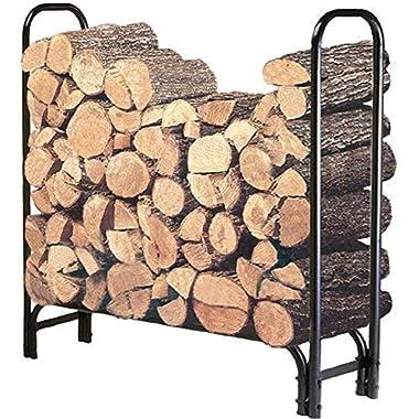 Landmann USA FBA Landmann 82413 4-Foot Firewood Log Rack (Cover not Included), 4-Feet,