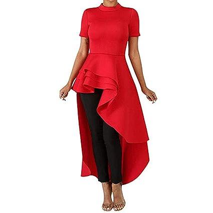 Vestidos De Fiesta Mujer,Wave166 Casual Vestido De Verano Largo ...