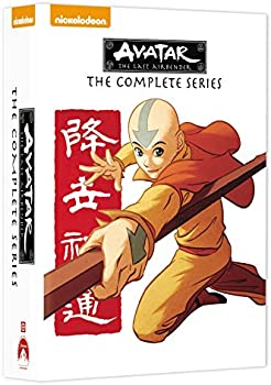 Avatar: The Last Airbender on DVD