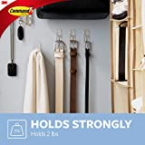 Command Hooks, 6 hooks, 8 strips, Medium