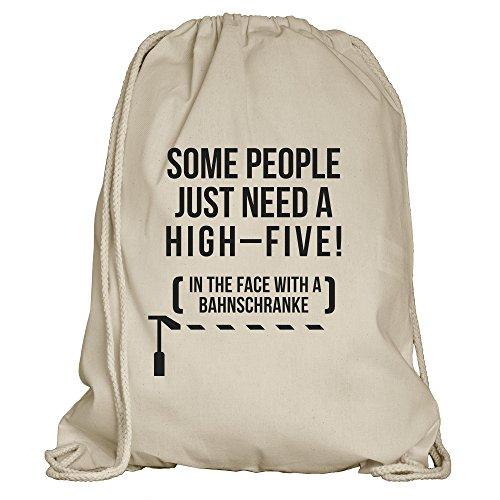 other My High bags Shirtdepartment are beige Prada Casual Bahnschranke 002476 Daypack NR Five 17 qSqntU