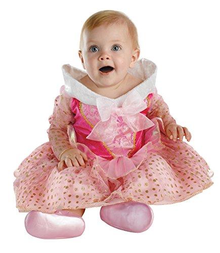 UHC Sleeping Beauty Aurora Outfit Infant Fancy Dress Halloween Costume, 12-18M