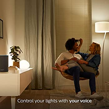 Philips Hue White A19 60w Equivalent Led Smart Bulb Starter Kit (4 A19 White Bulbs & 1 Hub Compatible With Amazon Alexa Apple Homekit & Google Assistant) 7