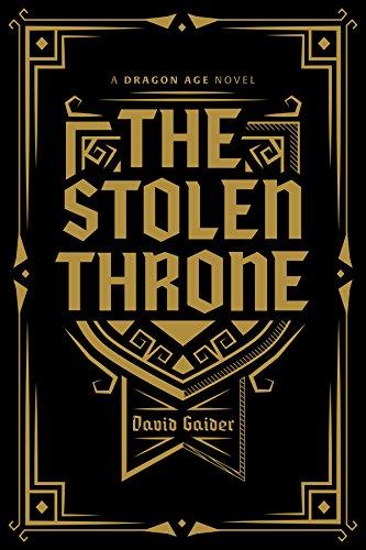 Dragon Age The Stolen Throne Deluxe Edition [Bioware] (Tapa Dura)