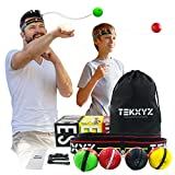 TEKXYZ Boxing Reflex Ball Family Pack | 2