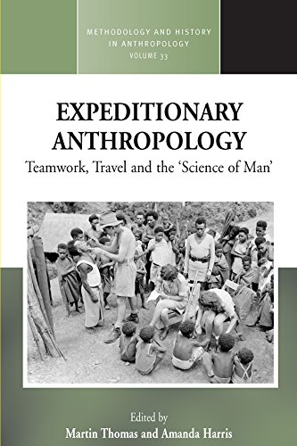 Amazon expeditionary anthropology teamwork travel and the amazon expeditionary anthropology teamwork travel and the science of man methodology history in anthropology ebook martin thomas fandeluxe Epub